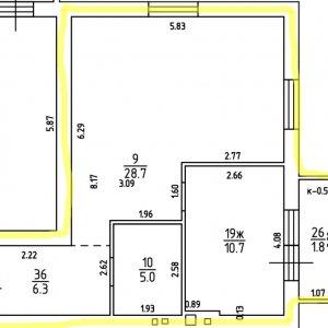 Дом №4 (Безымянная, 21Г)